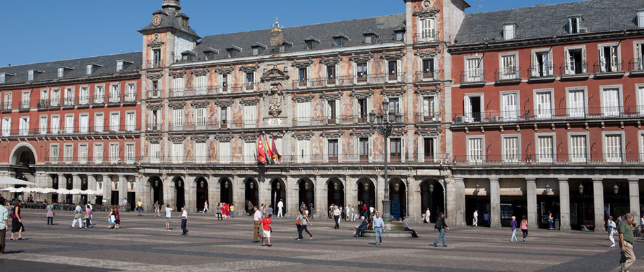 Hotel Plaza Mayor Madrid